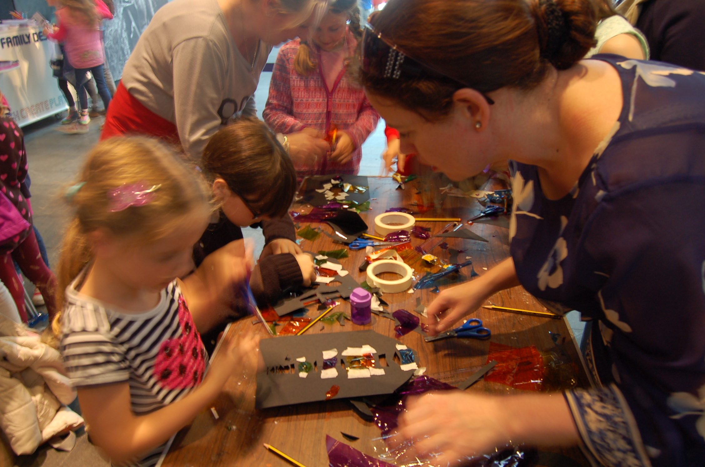 Museum Mum's FREE October half term holiday museum activity calendar