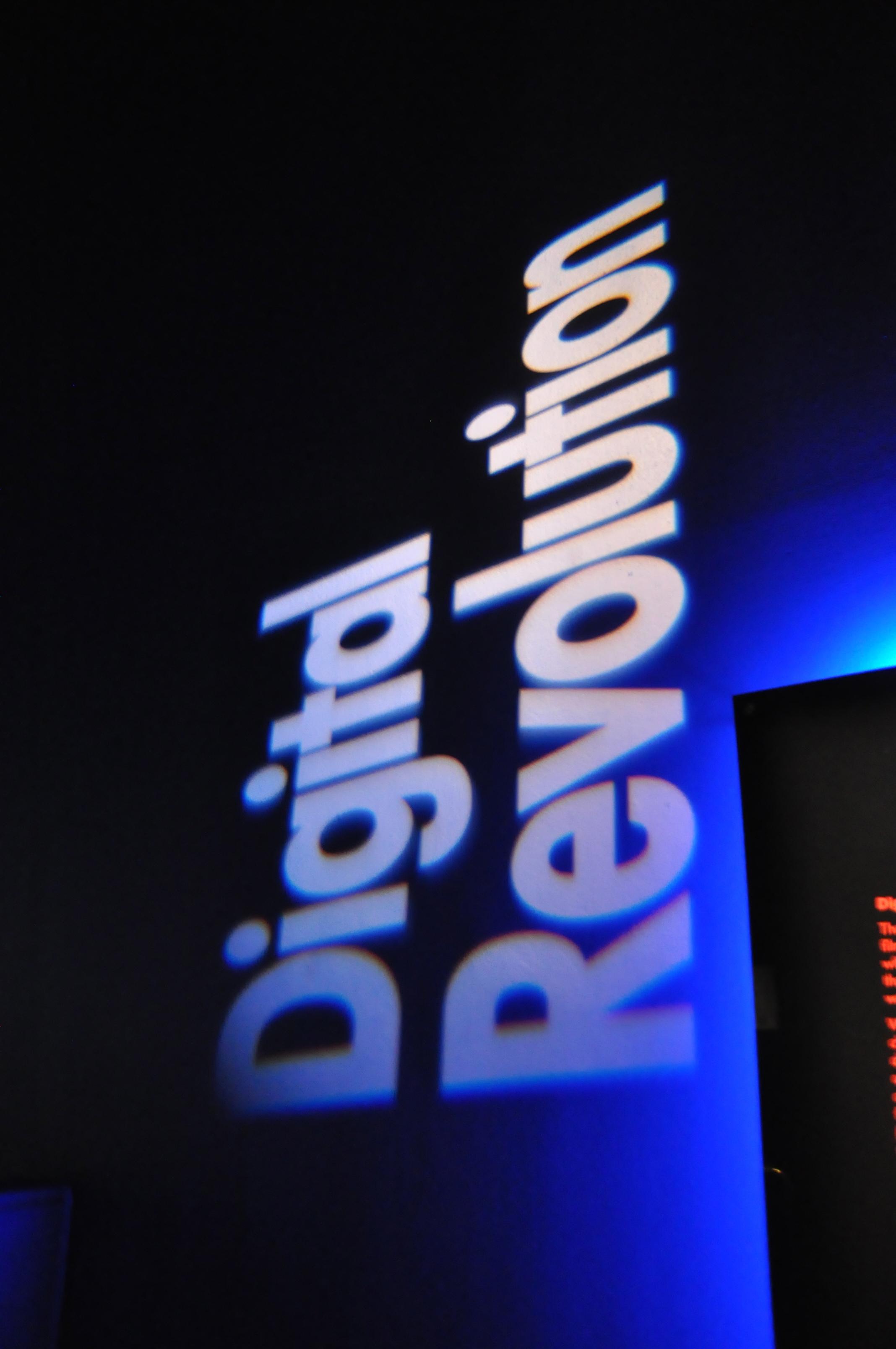 Review: Digital Revolution at the Barbican