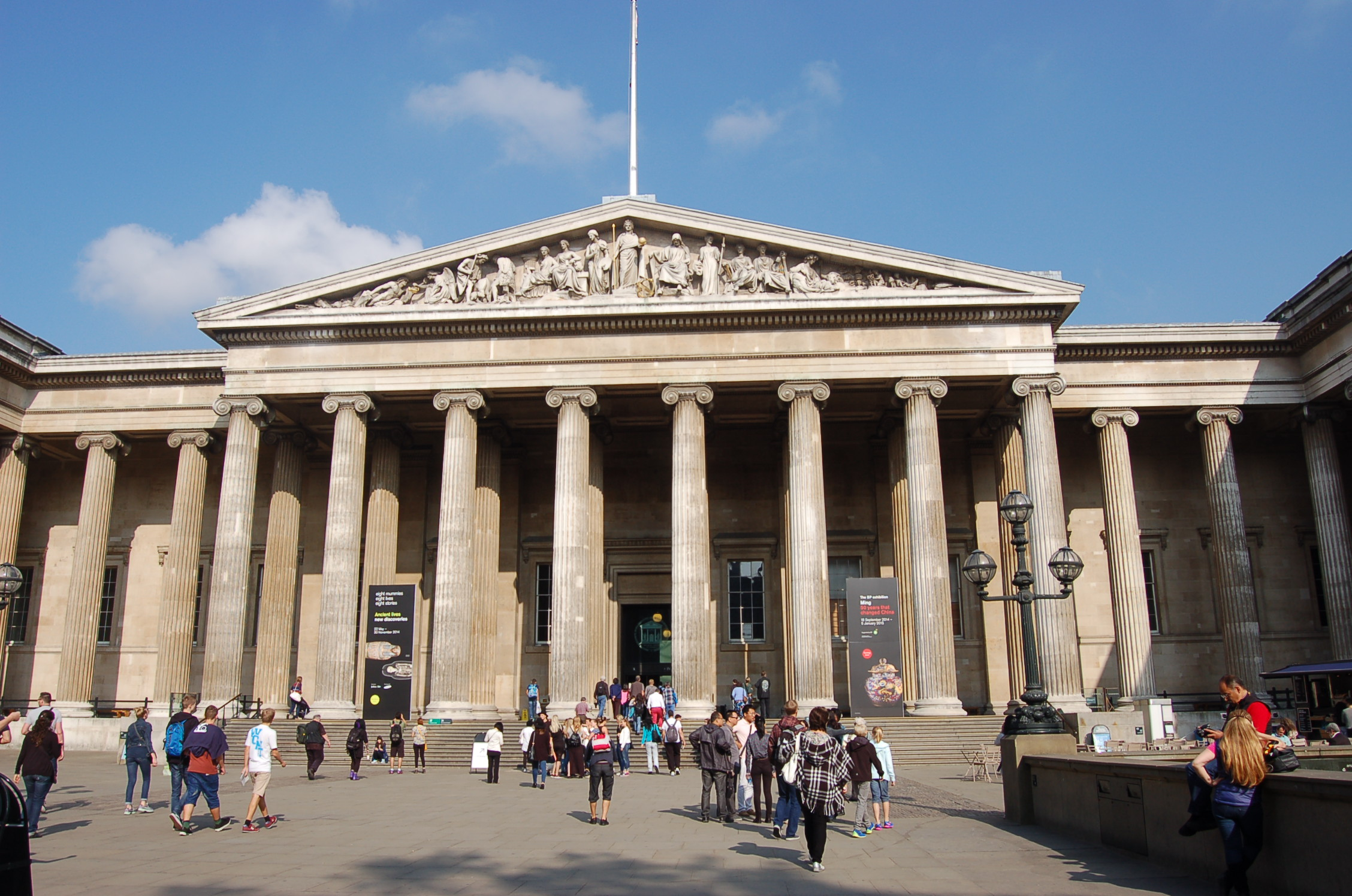 Review: Ancient Lives, New Discoveries at the British Museum