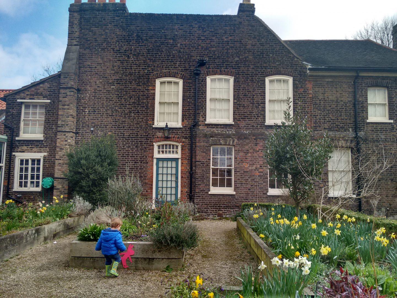 Review: Easter Nursery Rhyme Hunt at Vestry House Museum