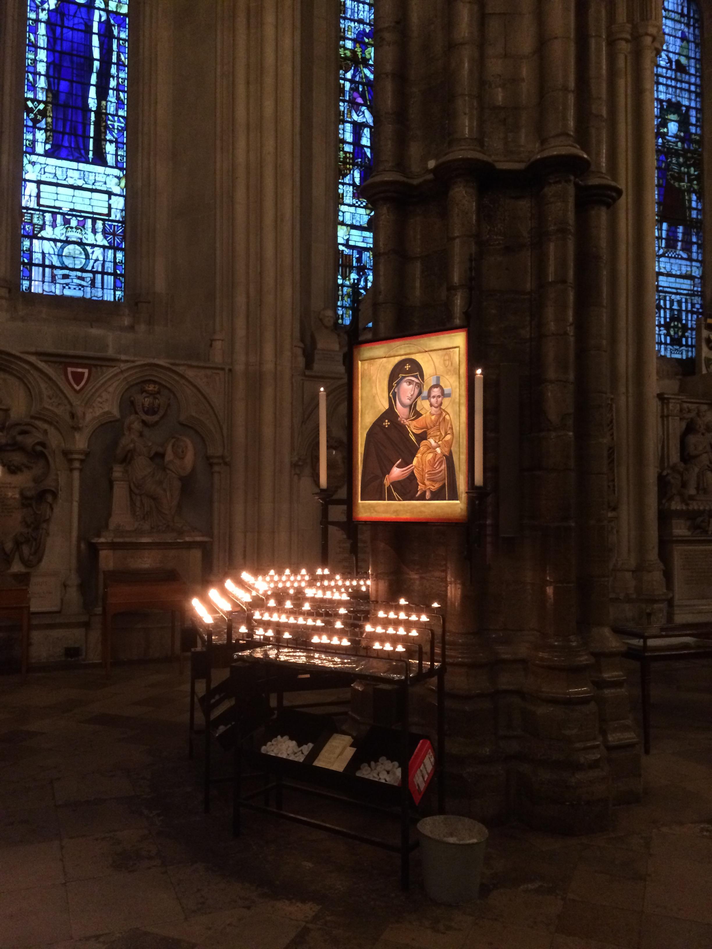 candle-pillar