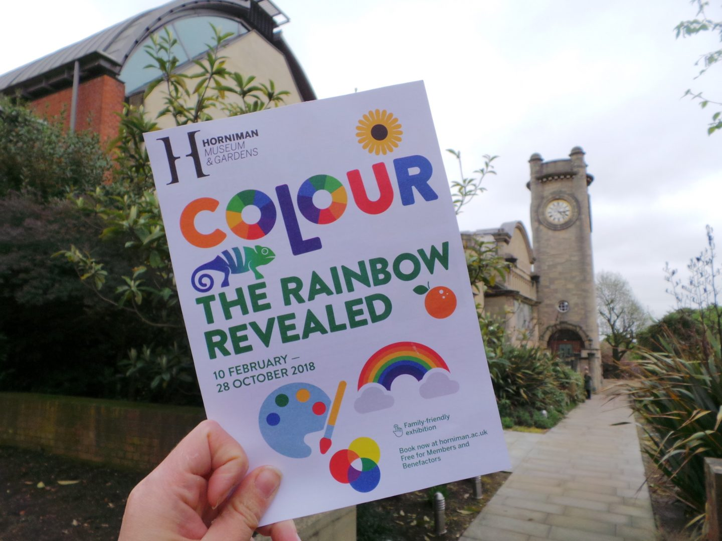 Colour: The Rainbow Revealed at the Horniman Museum