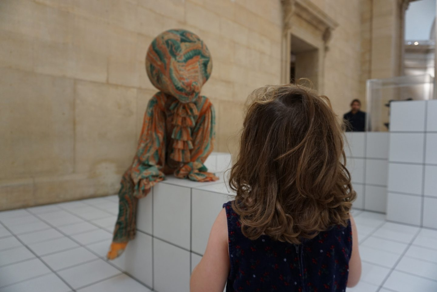 Meeting The Squash at TATE Britain