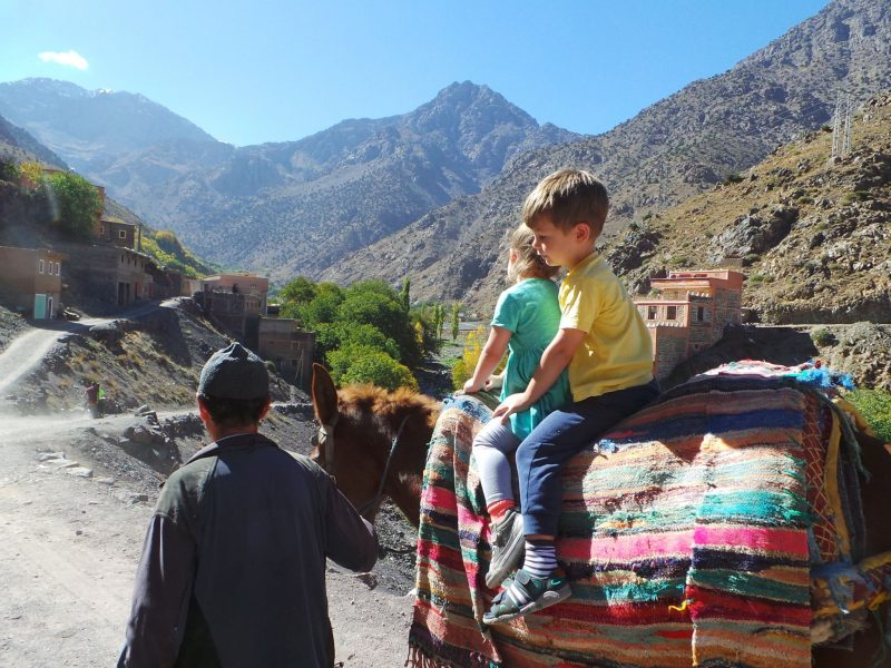 Morocco with kids — easy DIY itinerary