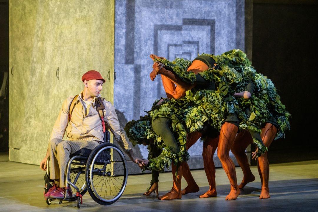 The Lost Thing at Royal Opera House