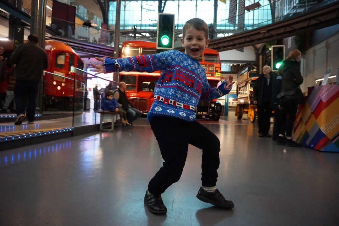 Christmas in London 2020: things to do with kids