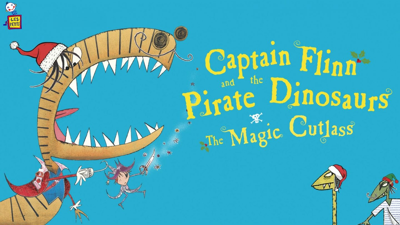 Captain Flinn and the Dinosaur Pirates: Search for the Magic Cutlass