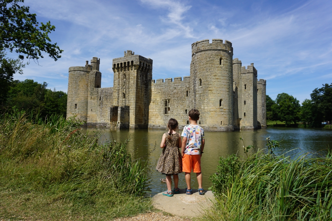 A Sussex weekend staycation with kids near Rye